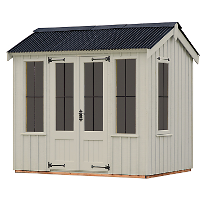National Trust by Crane Lavenham Summerhouse, 1.8 x 2.4m