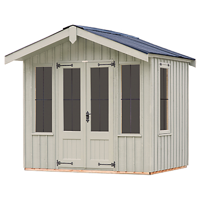 National Trust by Crane Ickworth Summerhouse, 1.8 x 3m