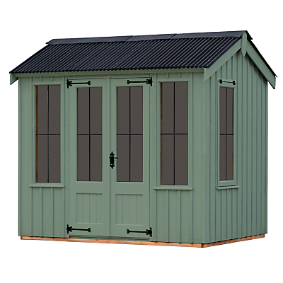 National Trust by Crane Lavenham Summerhouse, 1.8 x 3m