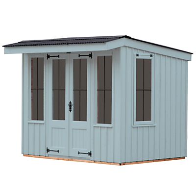 National Trust by Crane Flatford Summerhouse, 2.4 x 2.4m