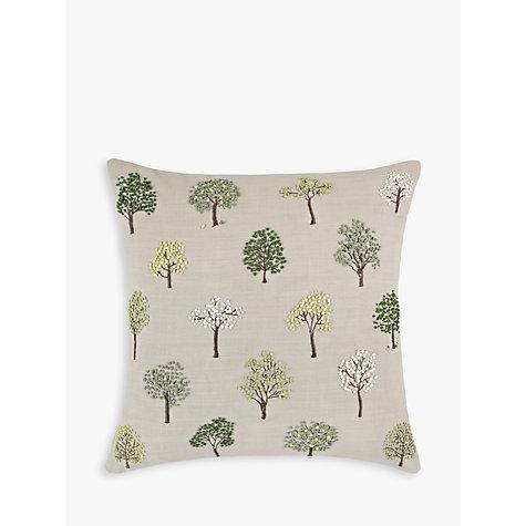 buy john lewis mini trees cushion john lewis. Black Bedroom Furniture Sets. Home Design Ideas