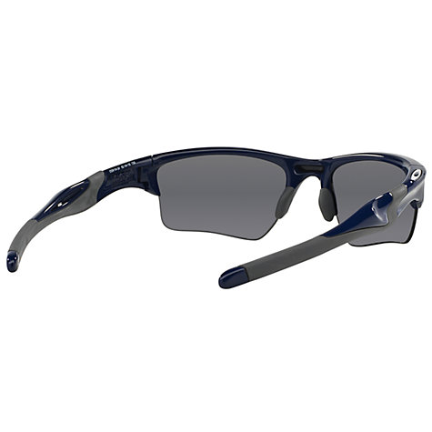 Buy Oakley OO9181 Polarised Radarlock Path Sunglasses Online at johnlewis.com