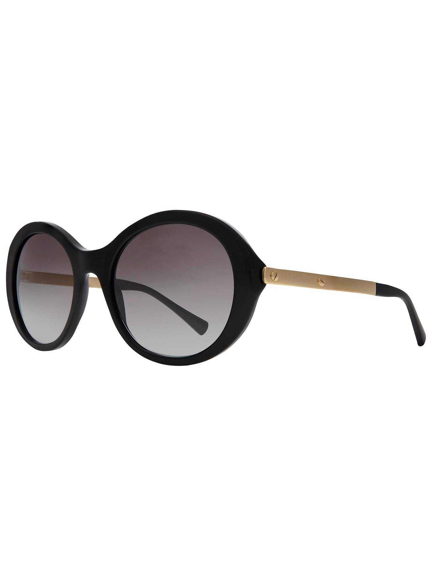 eefb65faeea Giorgio Armani AR8012 Oversized Round Sunglasses at John Lewis ...