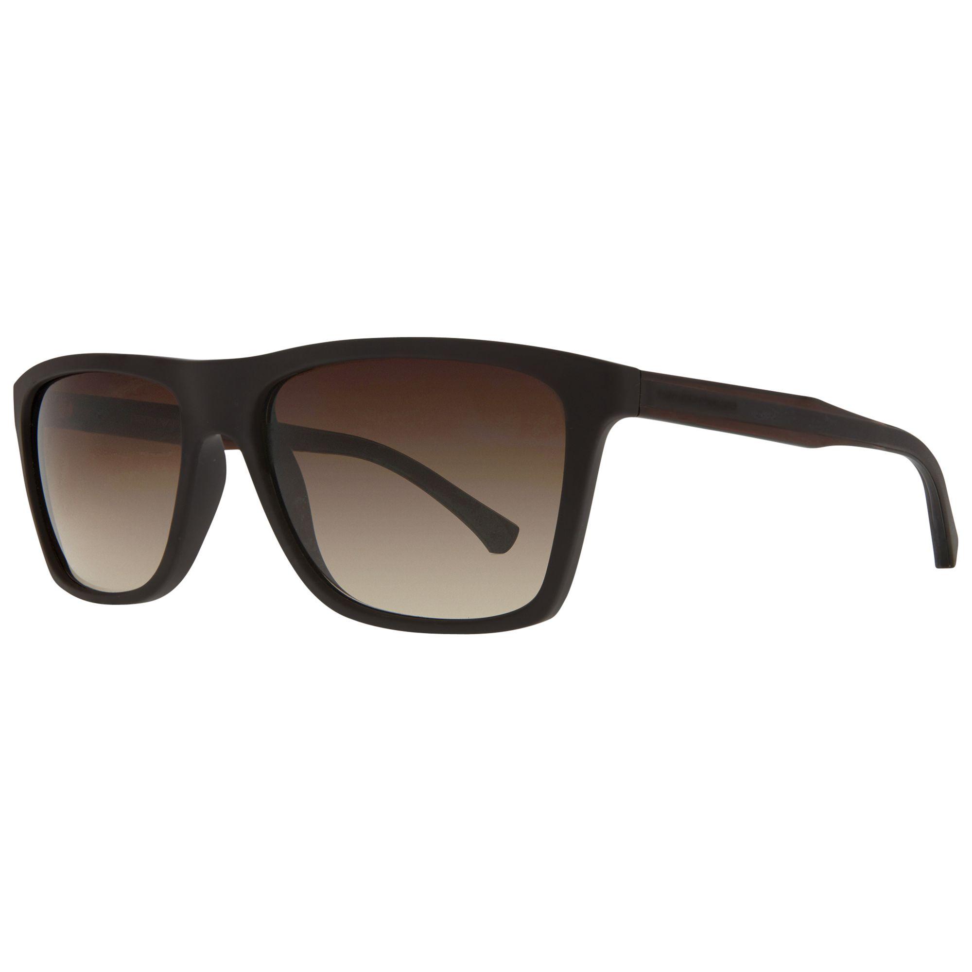 8be7ef08103c Emporio Armani EA4001 Rectangular Sunglasses