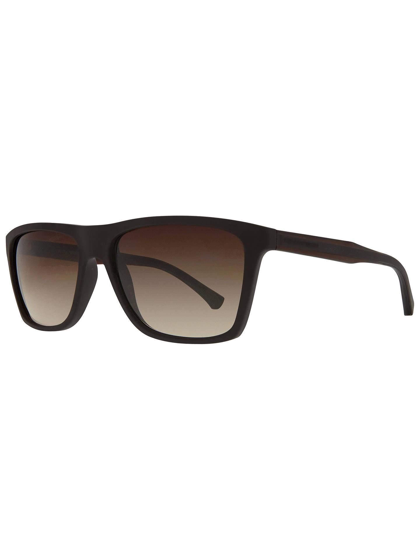 f2eb3d43abc7 Buy Emporio Armani EA4001 Rectangular Sunglasses