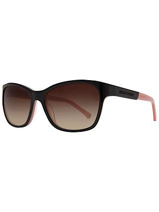 94b8ec21cc7d Emporio Armani EA4004 Square Sunglasses