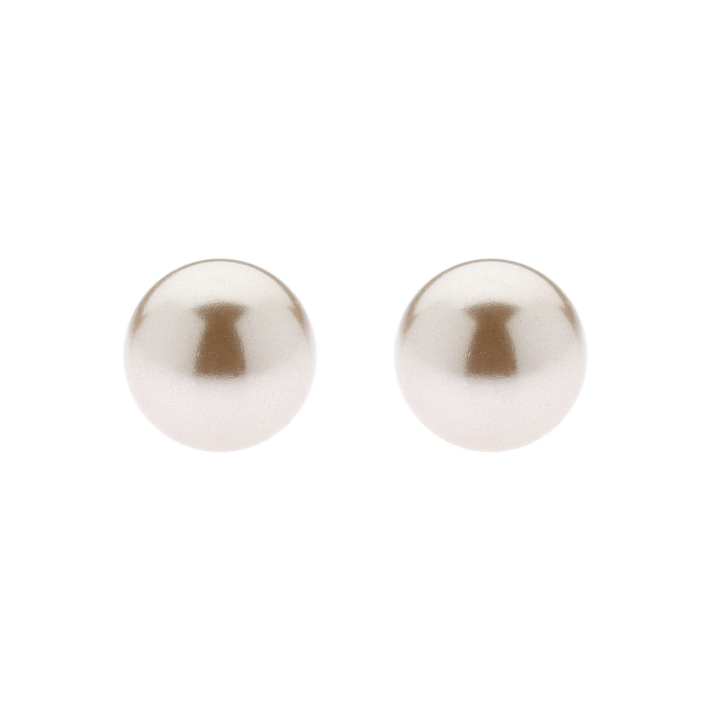 mariell stud tradesy earrings i pearl classic white