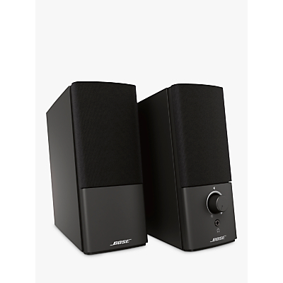 Image of Bose Companion 2 Series III Multimedia Speaker System in Black