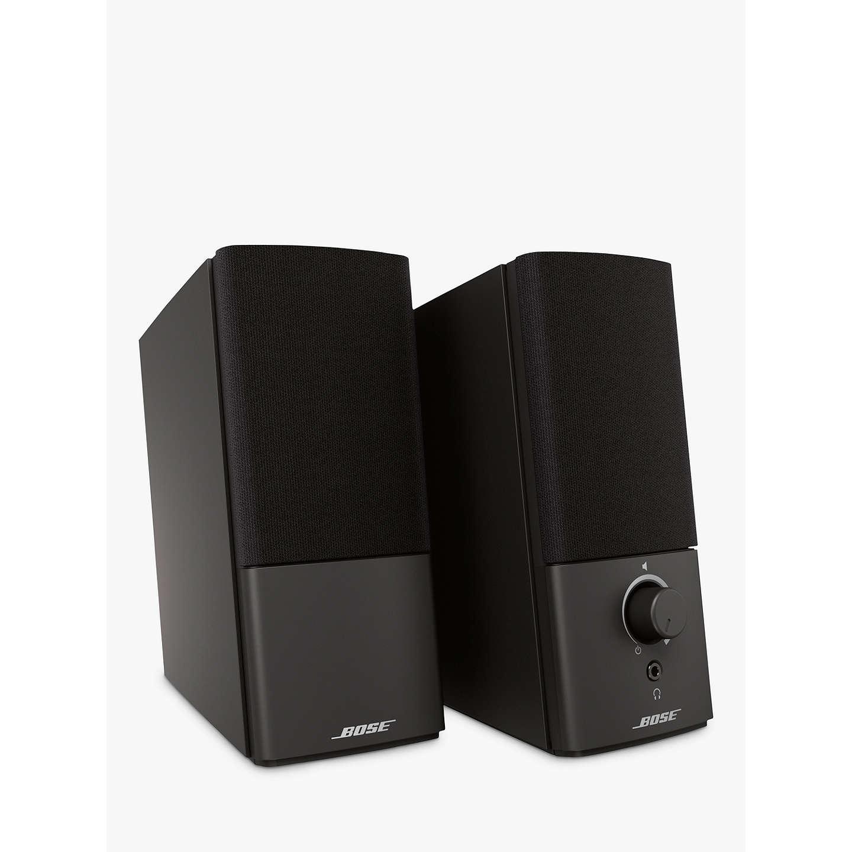 bose companion 2 multimedia speaker system series iii at. Black Bedroom Furniture Sets. Home Design Ideas