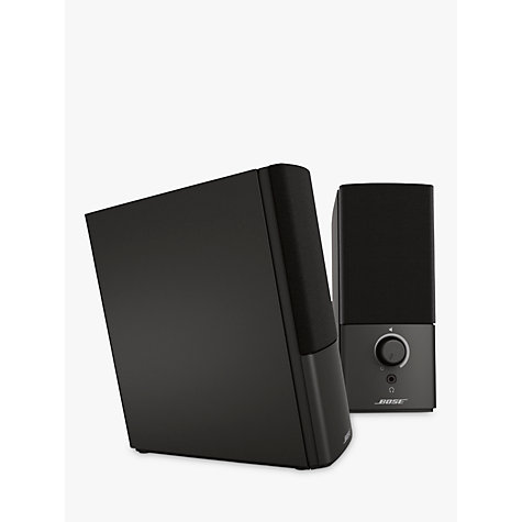Buy Bose® Companion 2 Multimedia Speaker System, Series III Online at johnlewis.com