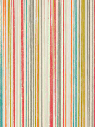 Buy Scion Ashanti Paste the Wall Wallpaper, Tomato, 110461 Online at johnlewis.com