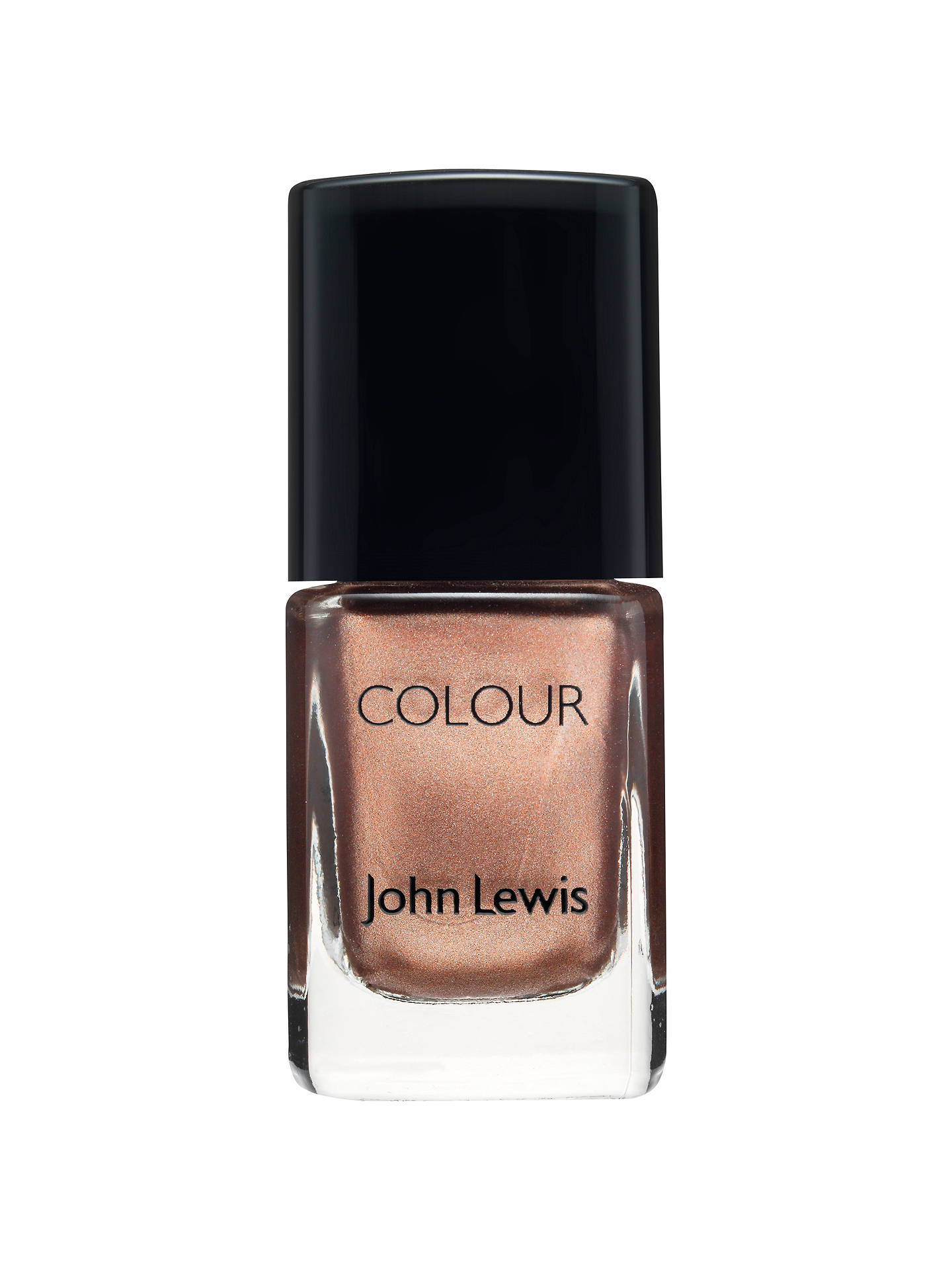 Buy John Lewis COLOUR Nail Polish, 10ml, Brass Band Online at johnlewis.com