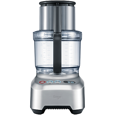 Sage by Heston Blumenthal the Kitchen Wizz Pro™ 3.7L Food Processor, Silver