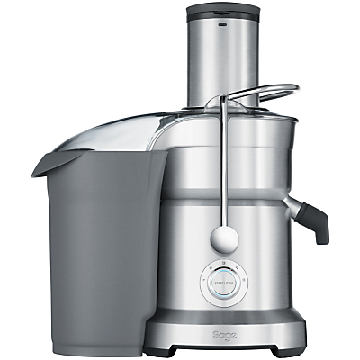 Sage by Heston Blumenthal the Nutri Juicer Pro, Silver