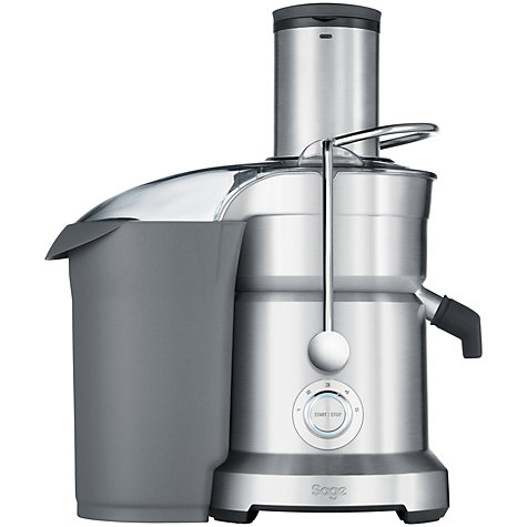 Buy Sage by Heston Blumenthal the Nutri Juicer Pro, Silver Online at johnlewis.com