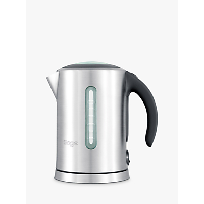 Sage by Heston Blumenthal the Soft Open Kettle, Silver