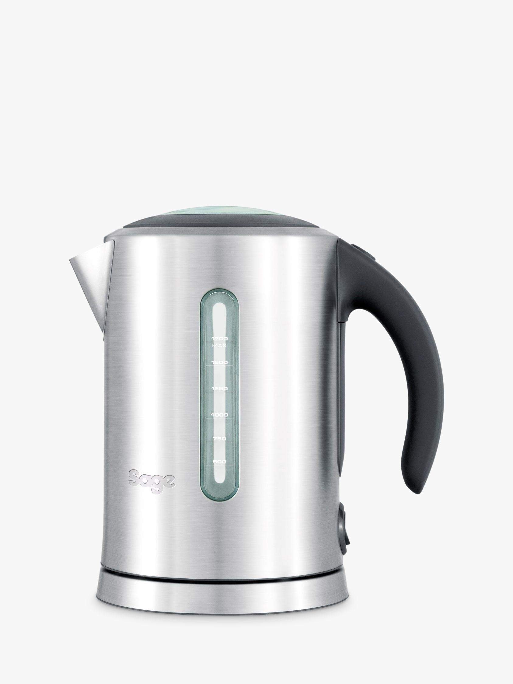 Sage Sage the Soft Open Kettle, Silver