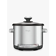 Buy Sage by Heston Blumenthal the Risotto Plus™, Silver Online at johnlewis.com