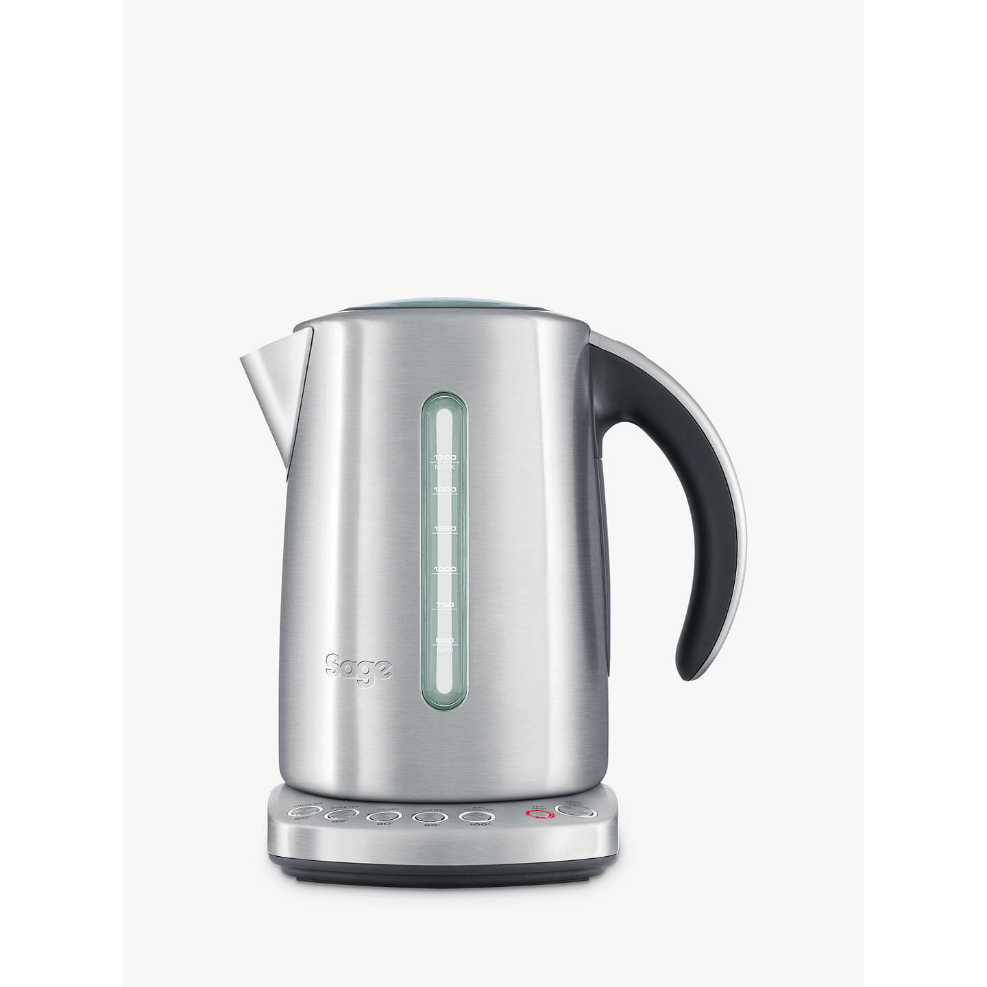 Sage by Heston Blumenthal the Smart Kettle at John Lewis
