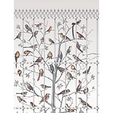 Buy Cole & Son Uccelli Paste the Wall Wallpaper Panel Online at johnlewis.com