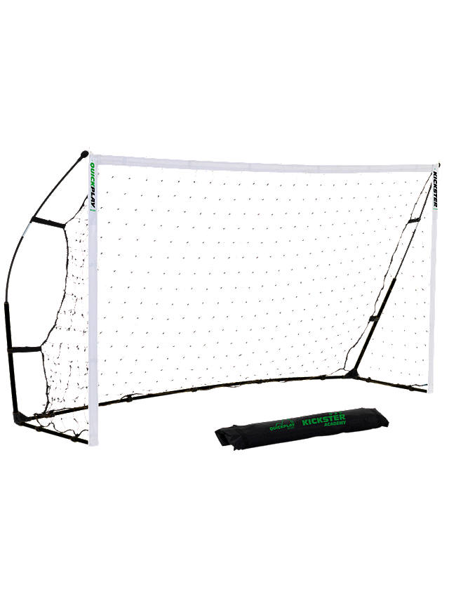 Quickplay Kickster Combo Goal and Rebounder Net