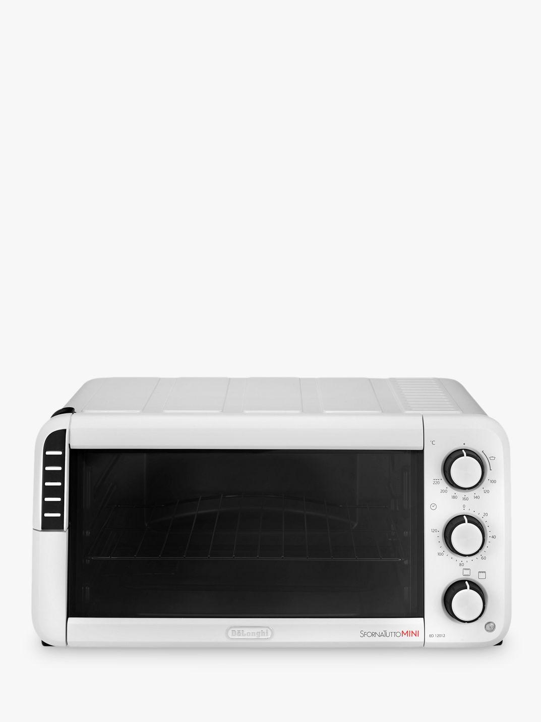 Delonghi De'Longhi EO12012.W Mini Oven, White