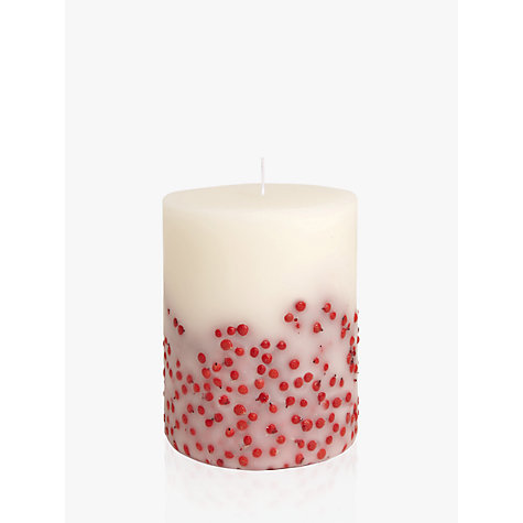 Buy Acqua di Parma Fruit and Flower Red Berries Candle, 900g Online at johnlewis.com