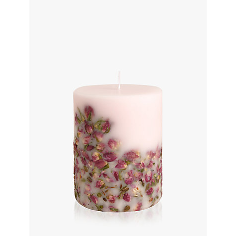 Buy Acqua di Parma Fruit and Rose Flower Candle, 900g Online at johnlewis.com