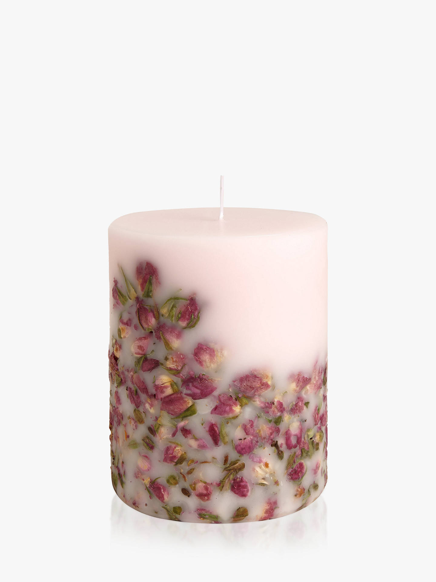BuyAcqua di Parma Fruit and Rose Flower Candle, 900g Online at johnlewis.com