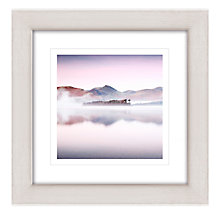 Buy Mike Shepherd - Clearing Mist Framed Print, 47 x 47cm Online at johnlewis.com
