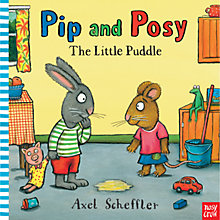 Buy Pip & Posy: The Little Puddle Book Online at johnlewis.com