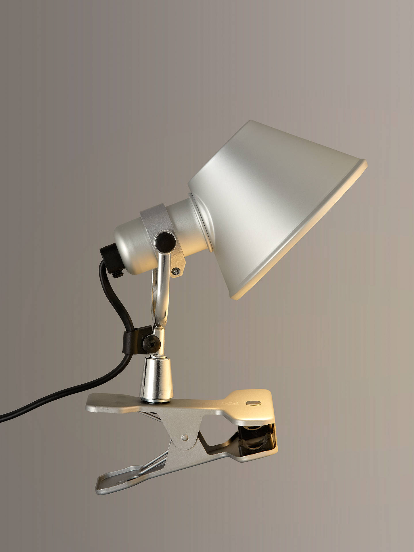 Artemide Tolomeo Micro Clip Task Light At John Lewis