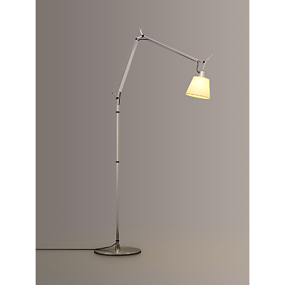 Product photo of Artemide tolomeo parchment floor lamp small