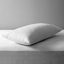 Buy John Lewis Soft Touch Washable Kingsize Pillow Protector, Pair Online at johnlewis.com