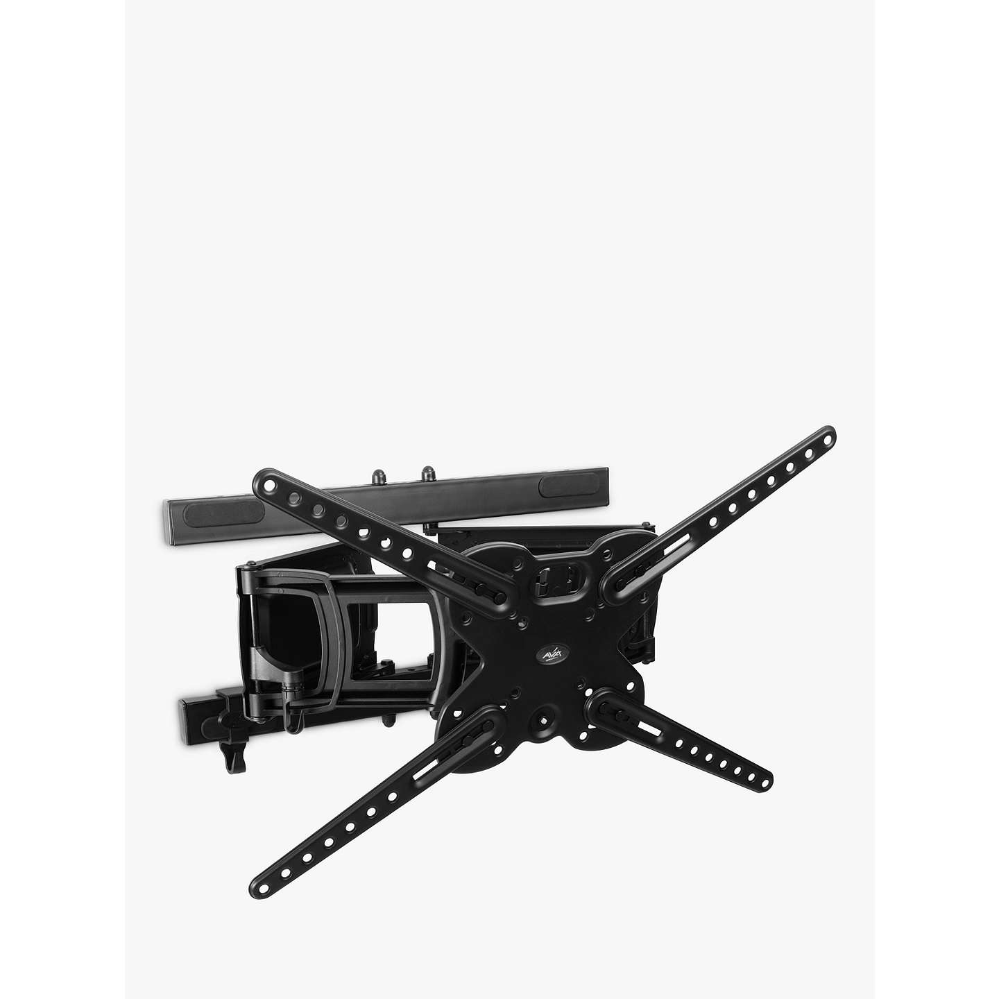 "BuyAVF JNL655 Multi Position Wall Bracket for TVs from 37 - 80"" Online at johnlewis.com"