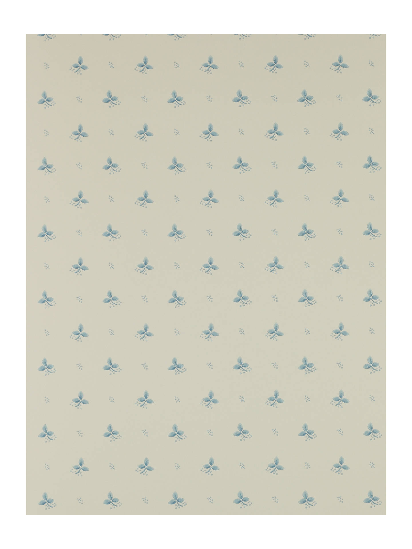 Buy Colefax & Fowler Ashling Wallpaper, Blue, 07406/05 Online at johnlewis.com