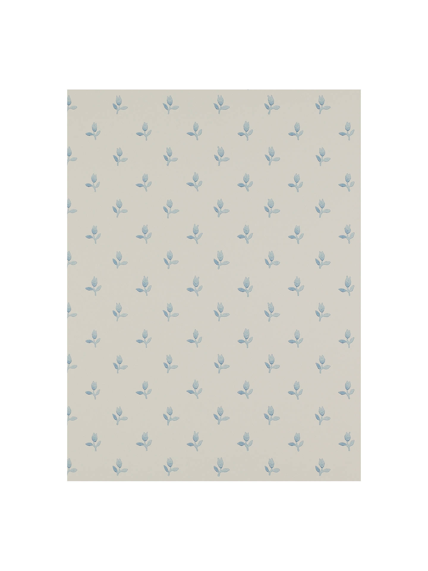 Buy Colefax and Fowler Sudbury Park Wallpaper, Blue, 07986/03 Online at johnlewis.com