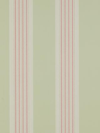 Colefax and Fowler Tealby Stripe Wallpaper