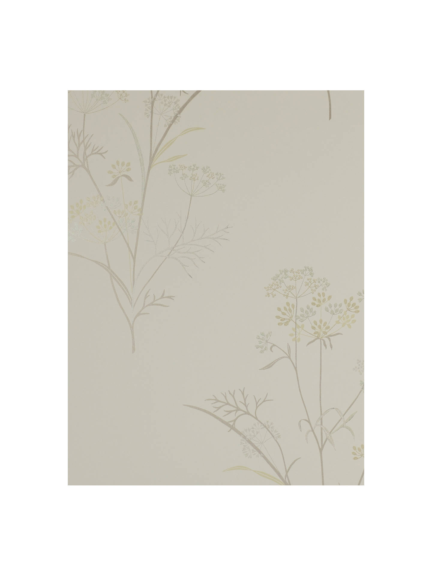 Buy Jane Churchill Larkin Wallpaper, Beige, J117W-05 Online at johnlewis.com