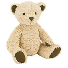 Buy Jellycat Bundle of Bears Edward Teddy Bear Soft Toy, Medium, Beige Online at johnlewis.com