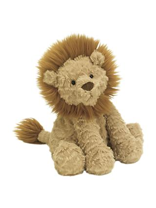 Jellycat Fuddlewuddle Lion Soft Toy, Medium