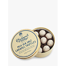 Buy Charbonnel et Walker Seasalt Caramel Milk Truffles, 245g Online at johnlewis.com