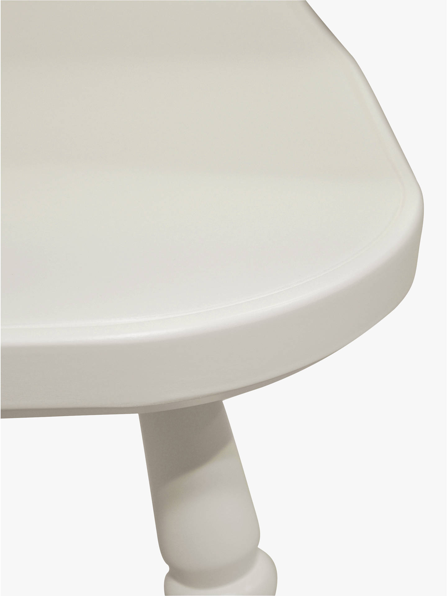 BuyCroft Collection Marple Carver Dining Chair, FSC-Certified (Beech), Cream Online at johnlewis.com