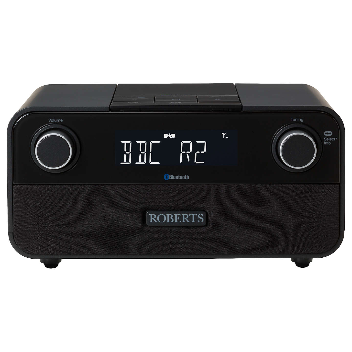 roberts blutune 50 2 1 bluetooth dab dab fm digital radio. Black Bedroom Furniture Sets. Home Design Ideas