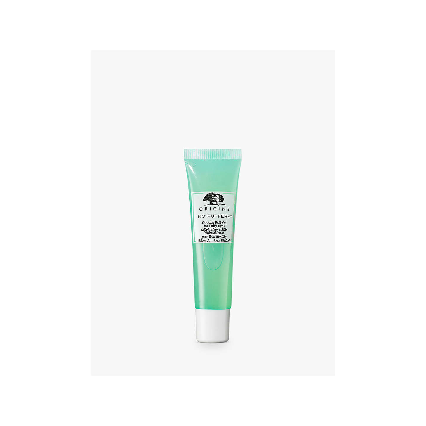 BuyOrigins No Puffery™ Cooling Roll-On for Puffy Eyes, 15ml Online at johnlewis.com
