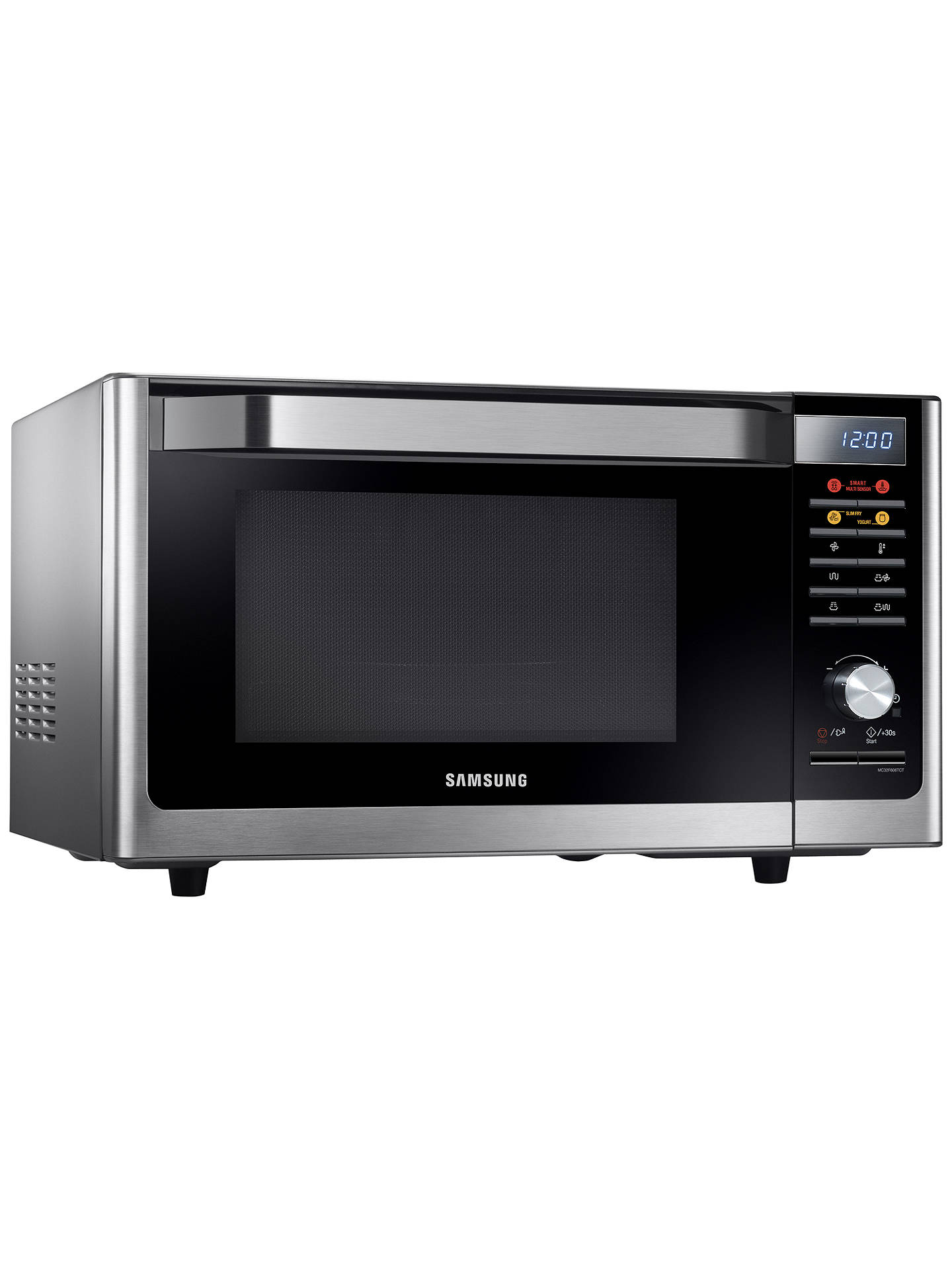 Samsung MC32F606TCT Smart Microwave Oven with Grill