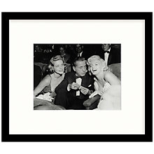 Buy Getty Images Gallery Star Trio Framed Print, 49 x 57cm Online at johnlewis.com
