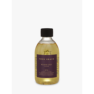 True Grace Manor Black Lily Refill, 250ml