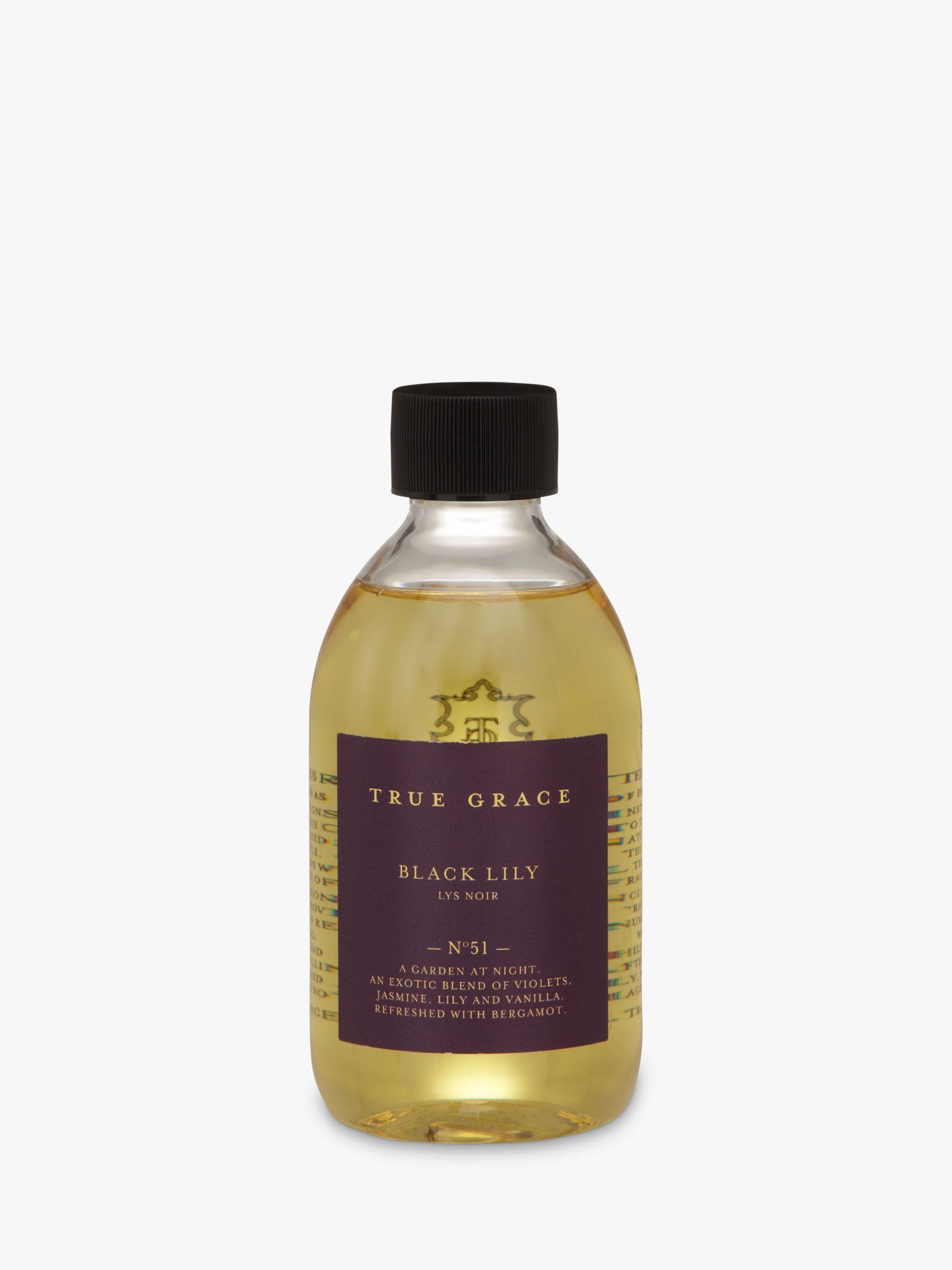 True Grace True Grace Manor Black Lily Refill, 250ml