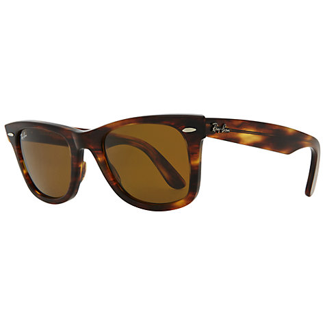 new wayfarer ray ban q1d6  Buy Ray-Ban RB2140 New Wayfarer Sunglasses, Tortoise Online at  johnlewiscom